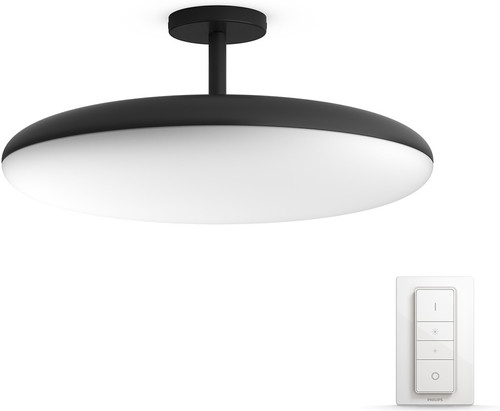 Philips Hue White Ambiance Cher Plafondlamp met Voet Main Image