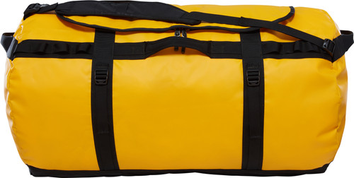 The North Face Base Camp Duffel XXL Summit Gold/TNF Black Main Image