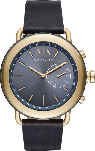 Armani Exchange Connected Blue / Gold Main Image