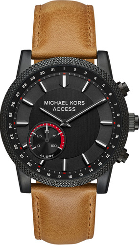 Michael Kors Access Hutton Black/Brown Main Image