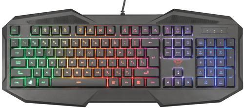 Trust GXT 830RW Avonn Backlit Gaming Keyboard AZERTY Main Image