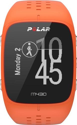 Polar M430 Oranje HR - L Main Image