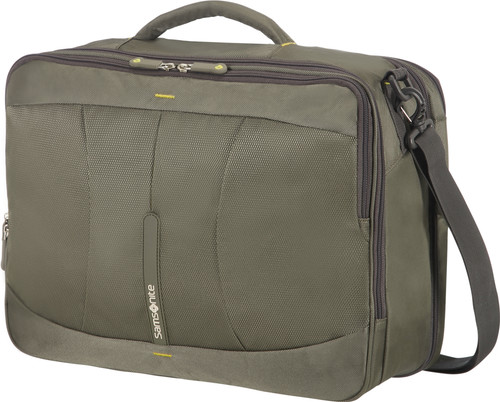 Sac 3 Samsonite Bandoulière Exp 4mation Way Olivejaune wkuXZTilOP