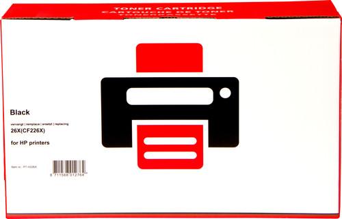Pixeljet 26A XL Noir pour imprimantes HP (CF226X) Main Image