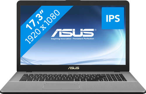 Asus VivoBook Pro N705UD-GC104T-BE Azerty Main Image