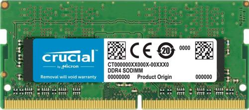 Crucial Apple 16GB SODIMM DDR4-2400 1x 16GB Main Image