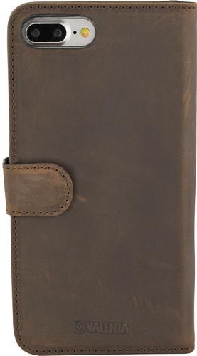 Valenta Booklet Classic Luxury Vintage Apple iPhone 7 Plus Brown Main Image