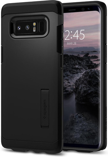 detailed look 8ea3a b5f76 Spigen Tough Armor Samsung Galaxy Note 8 Back Cover Black