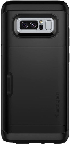size 40 0ac93 67f86 Spigen Slim Armor CS Galaxy Note 8 Back Cover Black