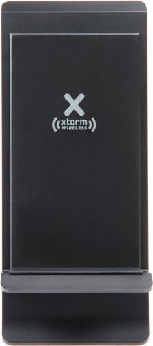 Xtorm Wireless Fast Charging Stand QI Draadloze Oplader Zwart Main Image