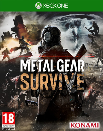Metal Gear Survive Xbox One Main Image