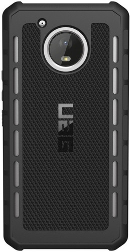 Second Chance UAG Outback Motorola Moto G5 Back Cover Black Main Image