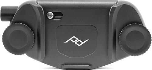 Peak Design Capture Camera Clip Zwart zonder plaat Main Image