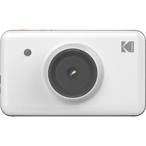 Kodak MiniShot Instant Camera White Main Image