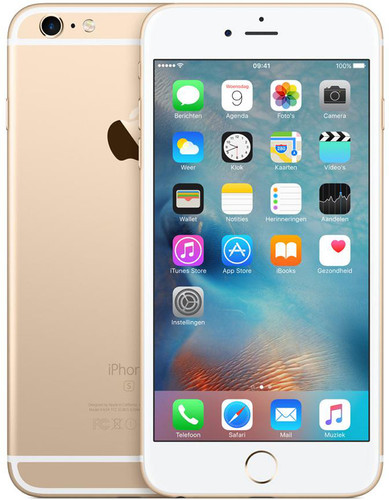 Apple iPhone 6s 128GB Goud Main Image