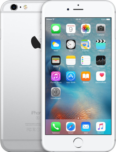 Apple iPhone 6s 128GB Silver Main Image