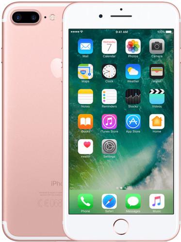 Apple iPhone 7 Plus 128 GB Rose Gold Main Image