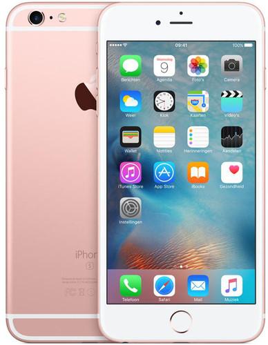 Apple iPhone 6s Plus 32GB Rose Gold Main Image