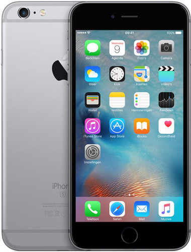 Apple iPhone 6s Plus 128 Go Gris Sidéral Main Image