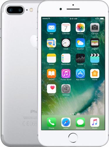 Apple iPhone 7 Plus 32 GB Zilver Main Image