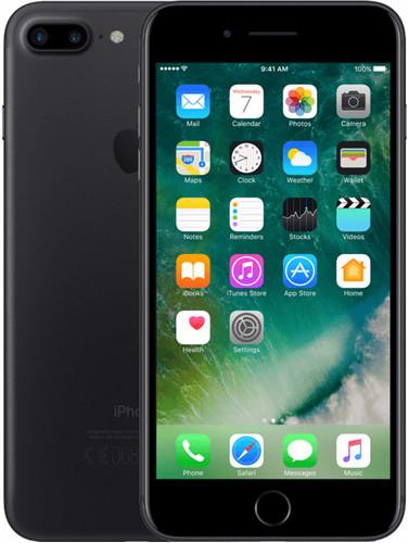 Apple iPhone 7 Plus 32 GB Zwart Main Image