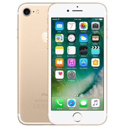 Apple iPhone 7 128GB Goud Main Image
