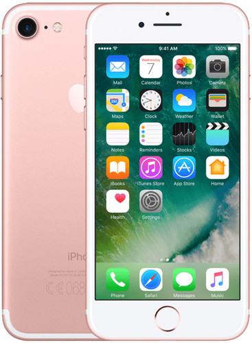 Apple iPhone 7 32GB Rose Gold Main Image