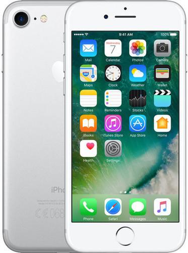 Apple iPhone 7 128GB Zilver Main Image