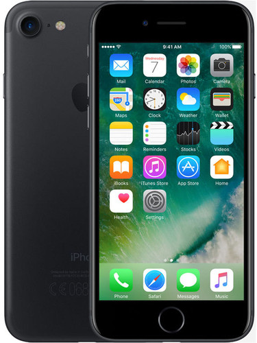 Apple iPhone 7 128GB Zwart Main Image