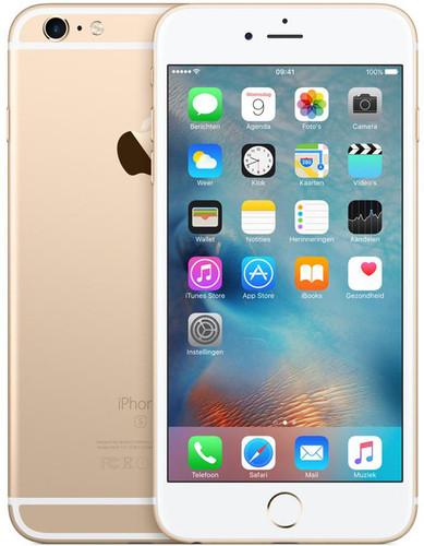 Apple iPhone 6s Plus 128GB Goud Main Image