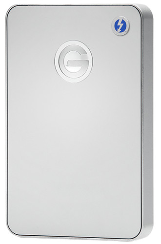 G-Technology G-Drive Mobile Thunderbolt 1TB Main Image