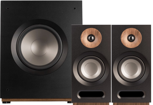 Jamo S 803 2.1 Speakerset Zwart Main Image