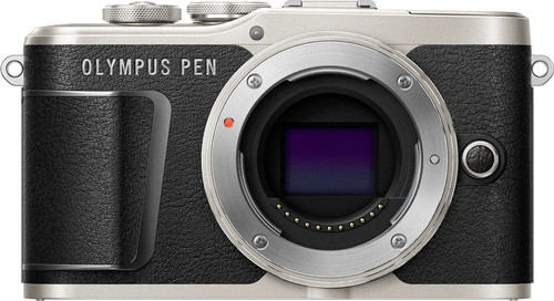 Olympus PEN E-PL9 Body Black Main Image