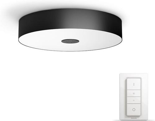 Philips hue fair applique de plafond noir pack de démarrage