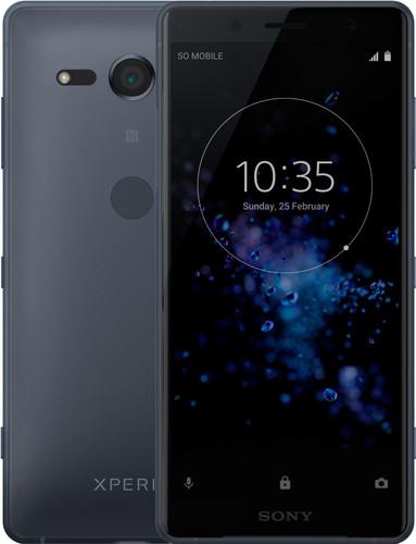 Sony Xperia XZ2 Compact Black Main Image