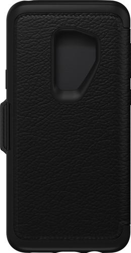 buy popular 06f4d bfd42 Otterbox Strada Samsung Galaxy S9 Plus Book Case Black