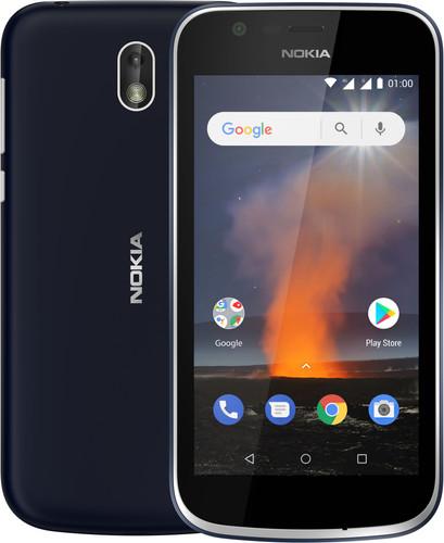 Nokia 1 Blue Main Image