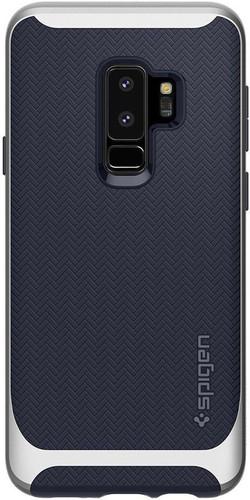 new product 5ffa1 f34a5 Spigen Neo Hybrid Samsung Galaxy S9 Plus Back Cover Silver