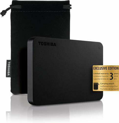 Toshiba Canvio Basics Exclusive 4TB Main Image