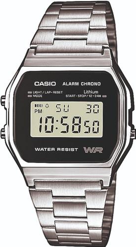 Casio Retro A158WEA-1EF Main Image