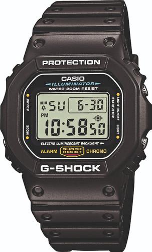 Casio G-Shock The Origin DW-5600E-1VER Main Image