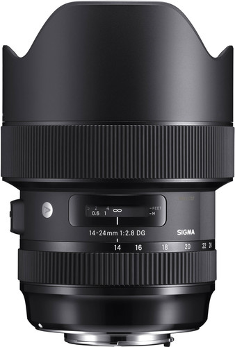 Sigma 14-24 mm f/2.8 DG HSM Art Nikon Main Image
