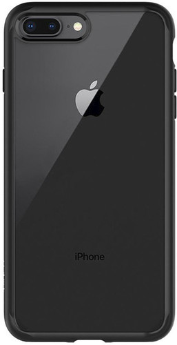 save off 4c50b 8cc92 Spigen Ultra Hybrid Apple iPhone 7 Plus/8 Plus Back Cover Black