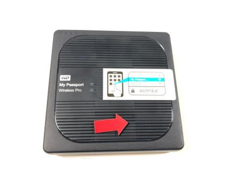 Second Chance WD My Passport Wireless Pro 3TB