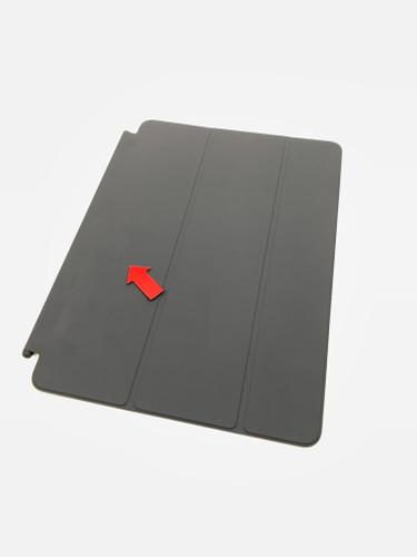 Tweedekans Apple Smart Cover iPad (2017/2018) Houtskoolgrijs