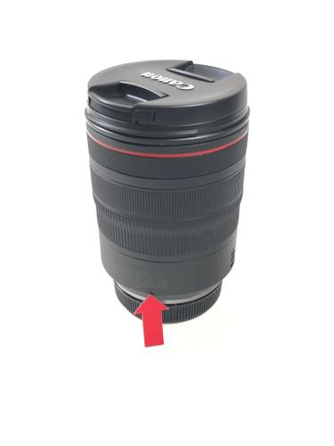 Tweedekans Canon EOS RP + RF 24-105mm f/4L IS USM + EF-EOS R Adapter
