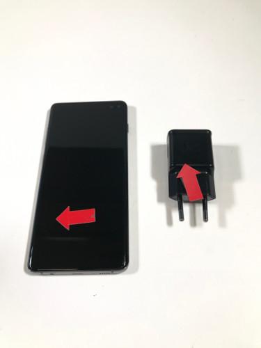 Deuxième Chance Samsung Galaxy S10 Plus 512 Go Noir Céramique