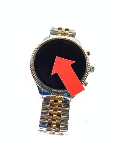 Second Chance Michael Kors Access Lexington Gen 5 MKT5080 - Silver/Rose Gold