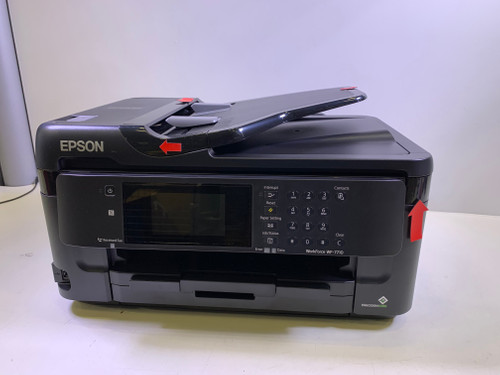 Second Chance Epson WorkForce WF-7710DWF