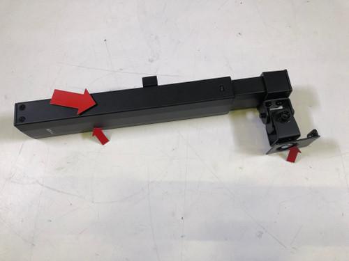 Second Chance NewStar FPMA-D865BLACK Monitor Bracket Black